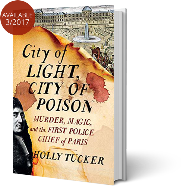 City of Light City of Poison Available in March Cover