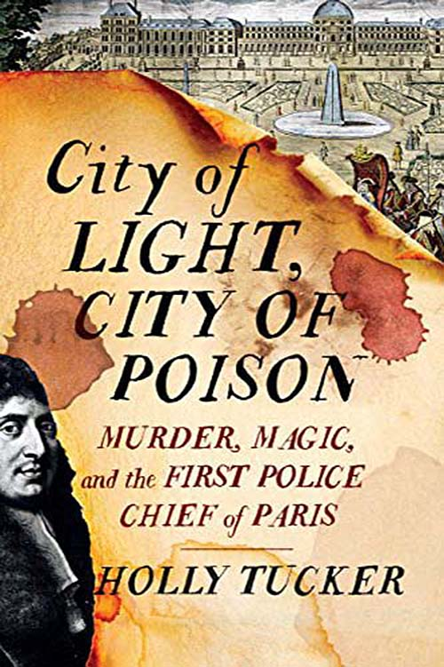 City of Light, City of Poison Signing Events