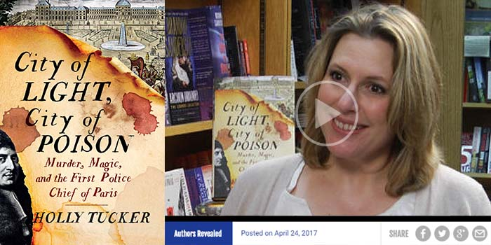 Authors Revealed Interview with Becky Anderson of NCTV17