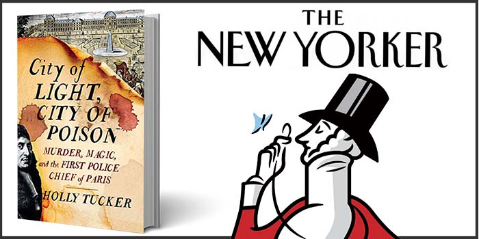 The New Yorker Reviews City of Light!